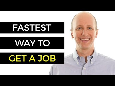 Job Hunting Tips – Fastest Way To Get A Job