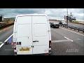White van man keeps their reputation alive - DK06 UHE
