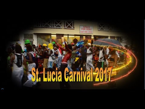 St. Lucia Carnival 2017