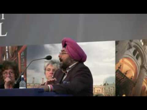 Oxford 2009: Orwell vs Dickens Part 4 - Hardeep Singh Kohli