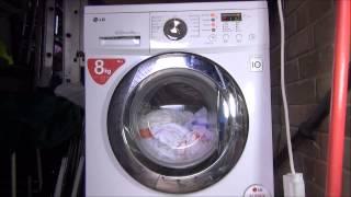 lg f1222td direct drive washing machine cotton 95 medic rinse intensive