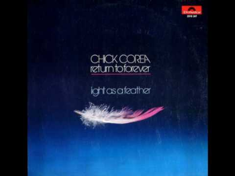 Chick Corea And Return To Forever / 500 Miles High