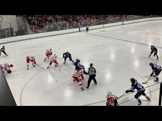 Traverse City: Blues vs. Red Wings