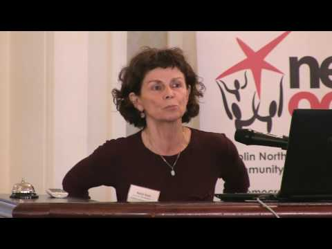 Roisin Boyd, Journalist. Respect Words Seminar, Dublin, 11th April 2017