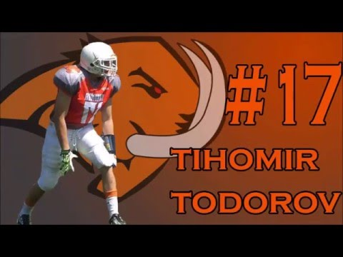 Tihomir Todorov #17 WR Highlights 2015
