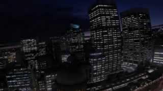 Sydney Cbd Time Lapse - 6 Seconds