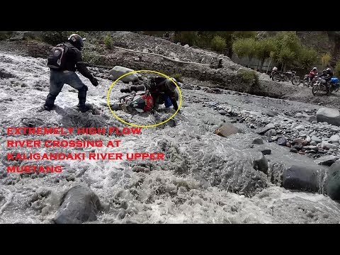 The world's most dangerous roads upper mustang