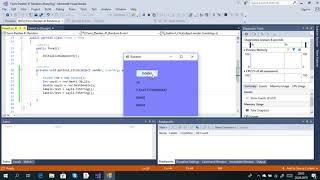 C# Form Dersleri-41 Random Kullanımı