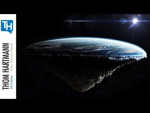 Can Flat Earth Conspiracy Theorists Explain Satellites? thumbnail