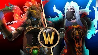 Who Will Be The BEST FERAL? (1v1 Duels) - PvP WoW: Battle For Azeroth 8.1