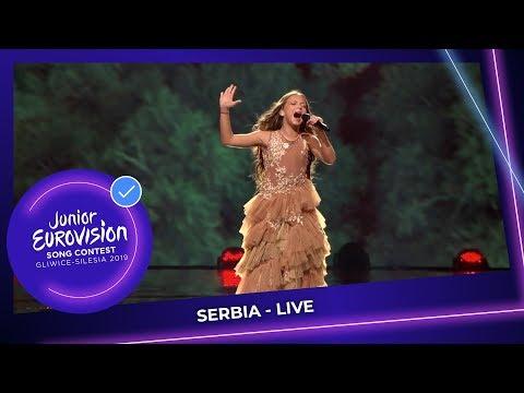Serbia 🇷🇸 - Darija Vračević - Podigni Glas - LIVE - Junior Eurovision 2019