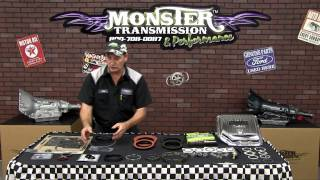 Monster Transmission's TH350 SS Monster In A Box