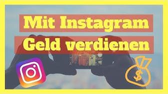 Geld verdienen durch Instagram - 3 einfache Wege (2018)