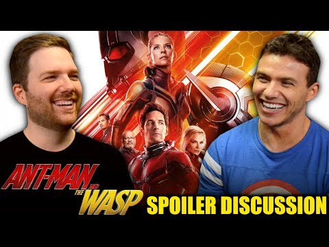 Ant-Man and the Wasp - Spoiler Discussion