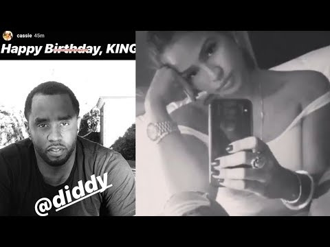 Support: Diddy Birthday Celebration Message From Cassie & Using His Platform... Mp3
