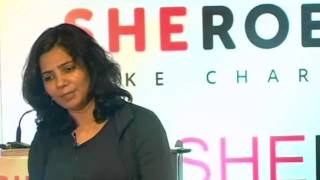 Repeat youtube video Shradha Sharma, CEO - Yourstory at SHEROES Summit - Bangalore