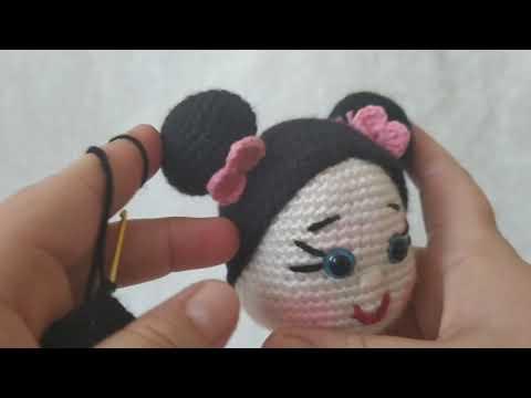 Tonton Kız Amigurumi, Kız Çocukları İçin El Yapımı, Organik ... | 360x480