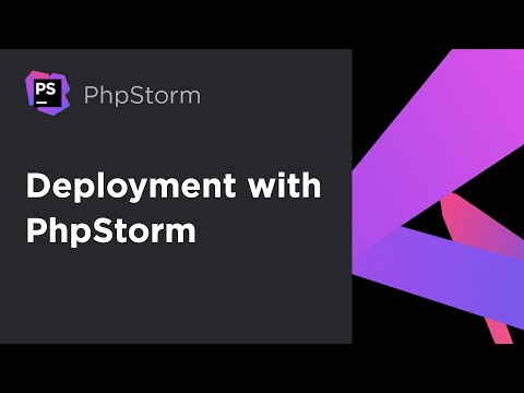 Webinar: Deployment with PhpStorm