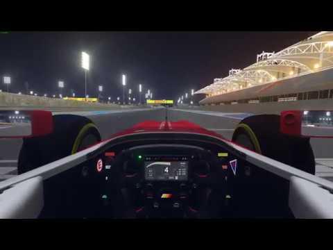 Bahrain Night & RSS Formula 2