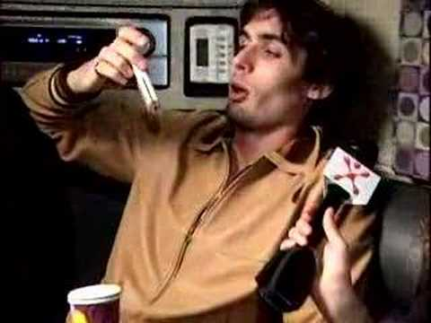 Tyson Ritter Interview