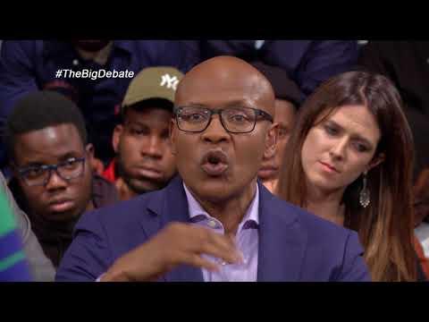 Episode 1: The Big Debate - State capture, 25 November 2017