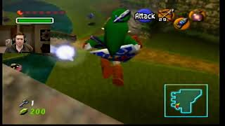 [Part 3] Ocarina of Time Playthrough