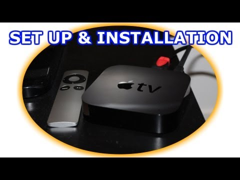 How To Install And Setup The Apple TV