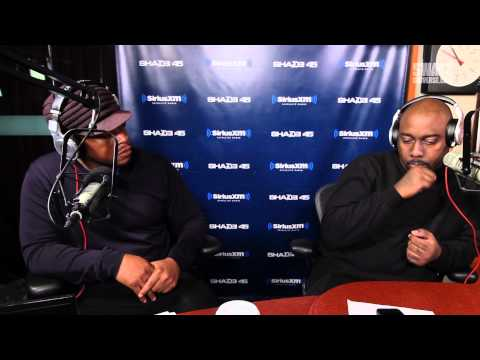 Trae Tha Truth Talks Cartoons, Relationship W/ J. Cole, & Freestyles on Sway in the Morning