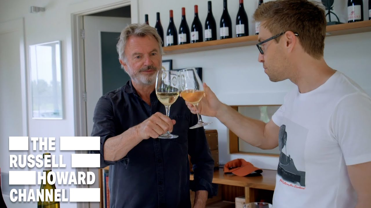 Download Russell Goes Day Drinking With Sam Neill   Russell Howard Stands Up To The World