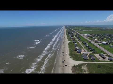 Drone Compilation [Galveston, Texas Beach]