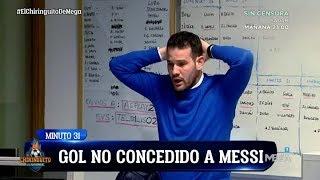 ¡QUÉ TENSIÓN! ASÍ VIVIERON Quim Domenech y Edu Aguirre el Valencia 1-1 Barça en la redacción