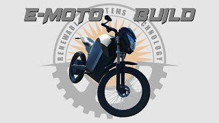 Building An Electric Motorcycle