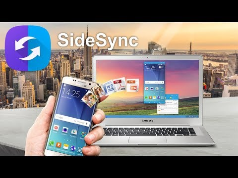 How To Download And Install Samsung SideSync On Windows And Samsung S7
