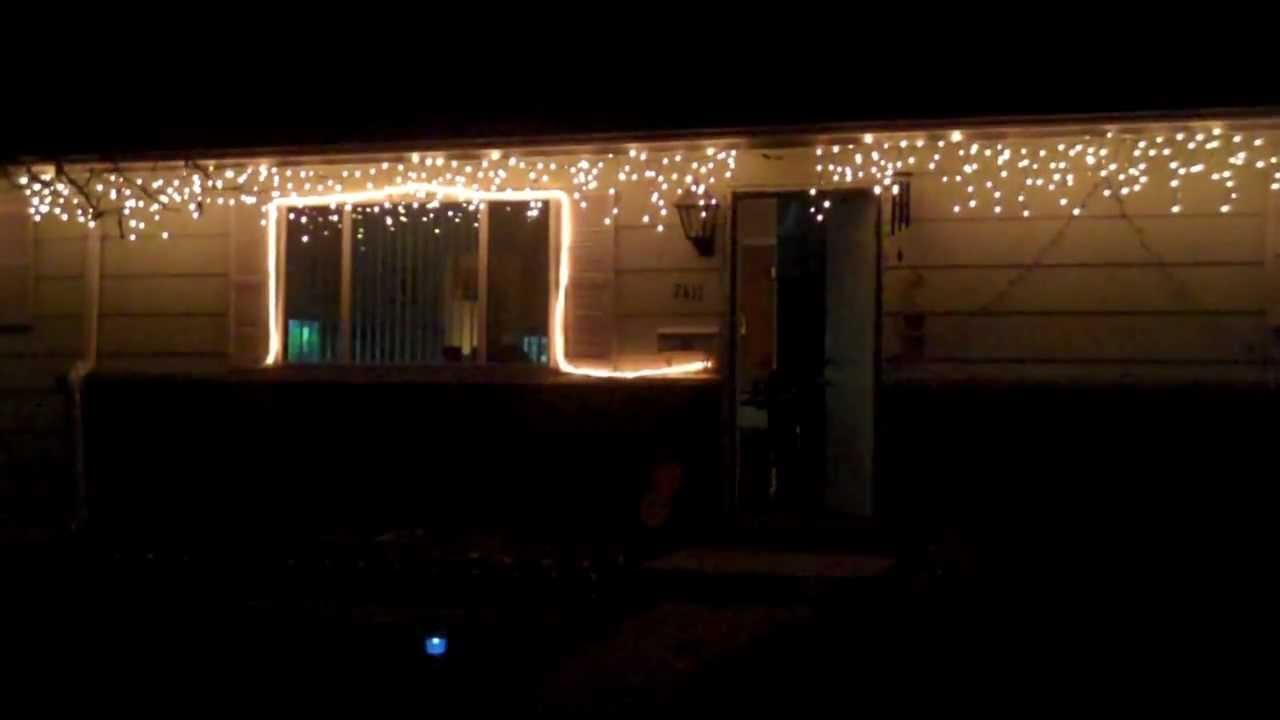 how to build a christmas light control system