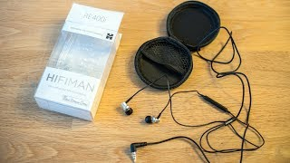 Hifiman RE-400 - review