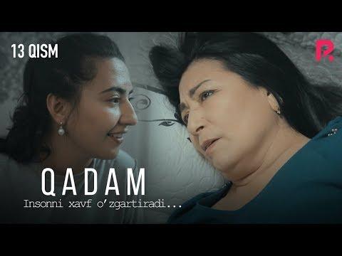 Qadam (o'zbek serial) | Кадам (узбек сериал) 13-qism