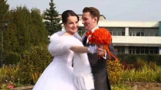 Оранжевая свадьба  мастер 3