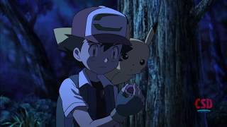 Ash Said Sorry To Charmeleon | Pokemon The Movie I Choose You