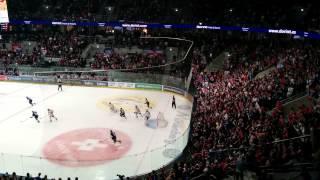 Adler Mannheim - EBB (18.02.2015) - Siegtor