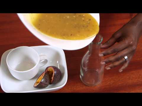 SMART KITCHEN EP- HOW TO SIMPLY MAKE A PASSION FRUIT VINAIGRETTE