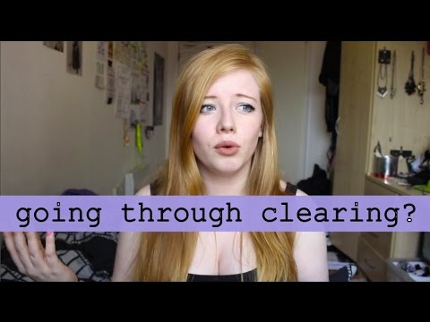 Going Through Clearing | My Story