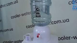 Обзор раздатчик для воды PD-01. Настольный кулер без нагрева и охлаждения  в школу, сад, дом