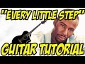 watch he video of Every Little Step(Guitar Tutorial)- Bobby Brown