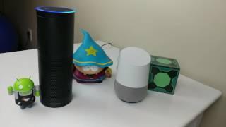 Amazon Echo VS Google Home!