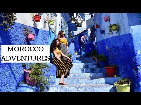 MOROCCO ADVENTURES: SIM SIMA TRAVEL VLOGS