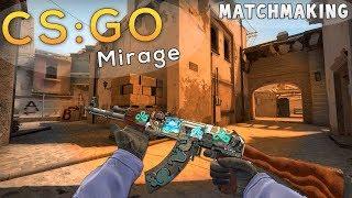 Vysněnej team! | CS:GO MM #019 - Mirage [MarweX]