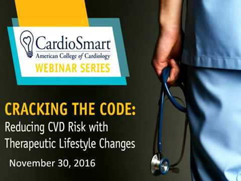 CardioSmart | Reducing CVD Risk with TLC