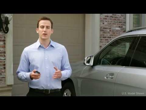 How-To: Garage Door Opener   Mercedes-Benz Canada