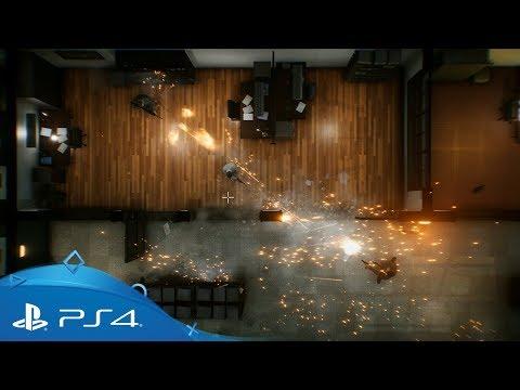The Hong Kong Massacre | PGW 2017 Reveal Trailer | PS4