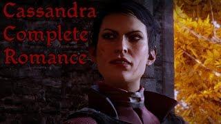 Dragon Age Inquisition - Cassandra Complete Romance